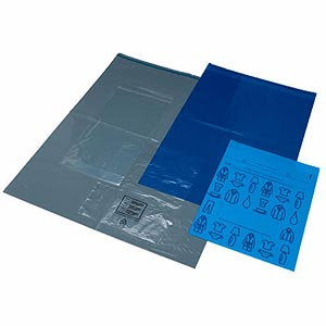 Grey Polythene Mailing Bags