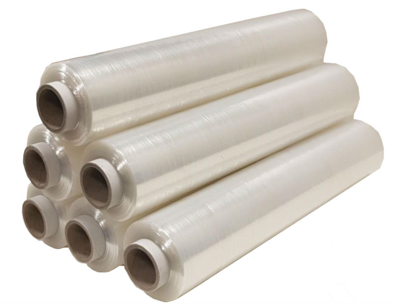 Stretch Film & Pallet Wrap (Cast)