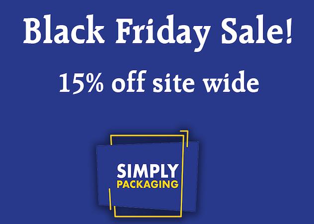 Black Friday discount!