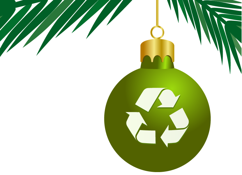 Stay eco-friendly this Christmas